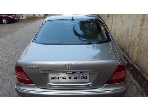 Mercedes Benz S Class 350 (2003) in Pune