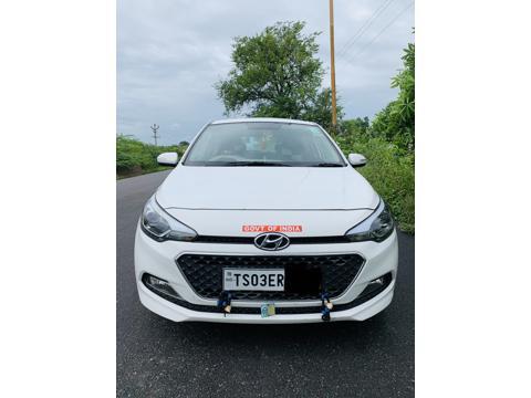 Hyundai Elite i20 1.4L U2 CRDi 6-Speed Manual Asta (O) (2018) in Warangal