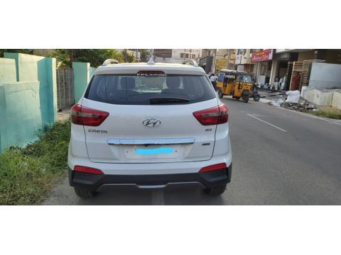 Hyundai Creta SX 1.6 AT Petrol (2018) in Coimbatore