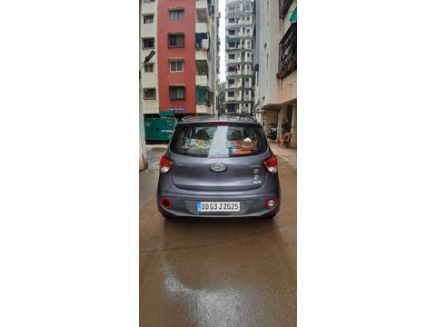 Hyundai Grand i10 Sportz (O) AT 1.2 Kappa VTVT (2017) in Daman