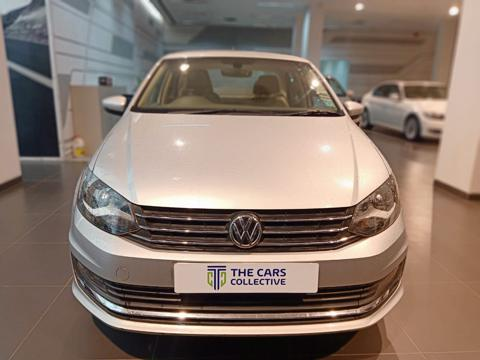 Volkswagen Vento 1.5L TDI Highline Plus AT Diesel (2017) in Nashik