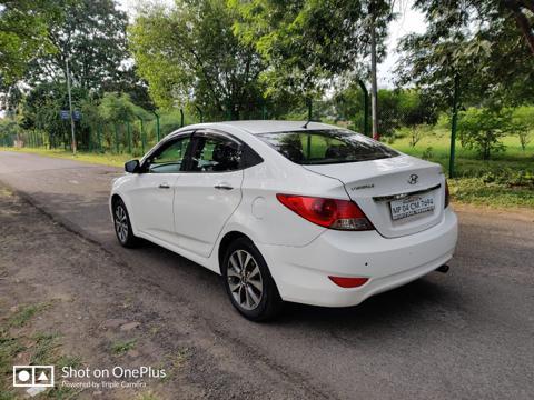 Hyundai Verna Fluidic 1.6 CRDI SX Opt (2014) in Bhopal