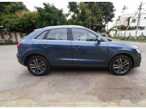 Audi Q3 35 TDI quattro Technology (2018) in Coimbatore