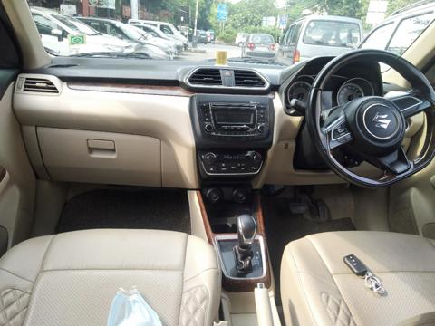 Maruti Suzuki Dzire ZDI Plus AMT (2017) in Gurgaon