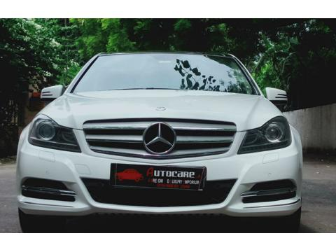 Mercedes Benz C Class 220 CDI Avantgarde (2014) in Faridabad