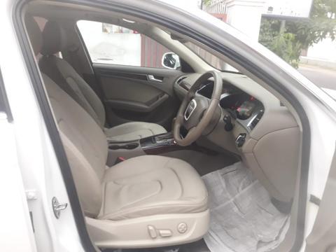 Audi A4 2.0 TDI Multitronic Premium (2011) in Coimbatore