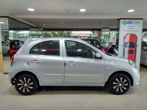 Nissan Micra XV Petrol Active (2014) in Hubli