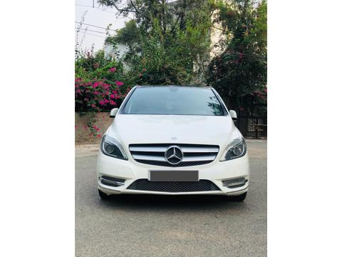 Mercedes Benz B Class B180 (2013) in New Delhi
