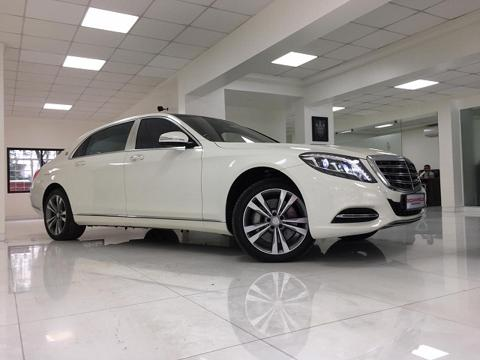 Mercedes Benz S Class S500 Maybach (2017) in Pune