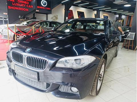 BMW 5 Series 530d Sedan M Sport (2013) in Mumbai