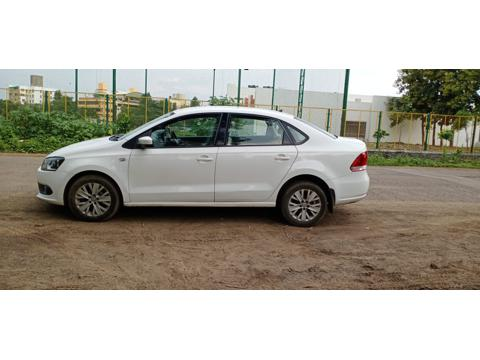 Volkswagen Vento 1.5 TDI Highline AT (2015) in Nashik