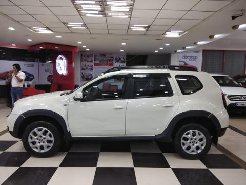 Renault Duster 110 PS RXL 4X2 AMT (2016) in Hospet