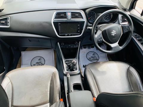 Maruti Suzuki S Cross Alpha DDiS 200 (2018) in Pathanamthitta