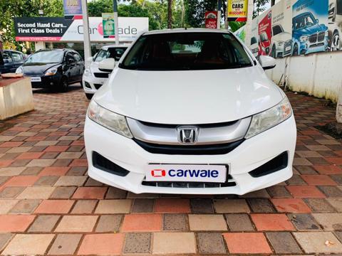 Honda City 1.5 E MT (2014) in Trivandrum