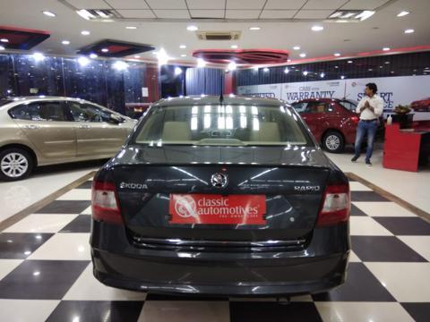 Skoda Rapid Style 1.6 MPI AT (2017) in Mysore
