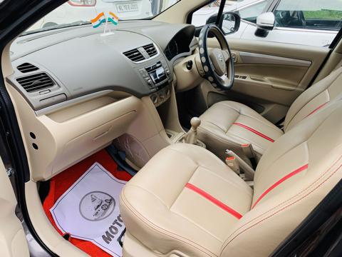 Maruti Suzuki Ertiga VXI BS IV (2017) in Pathanamthitta