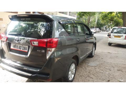 Toyota Innova Crysta 2.8 GX AT 7 Str (2017) in New Delhi