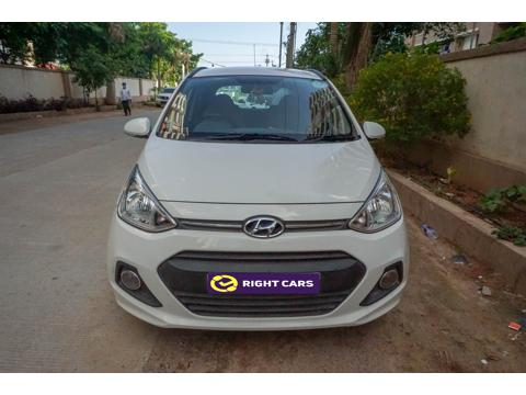Hyundai Grand i10 1.2 VTVT Kappa Petrol (2016) in Hyderabad
