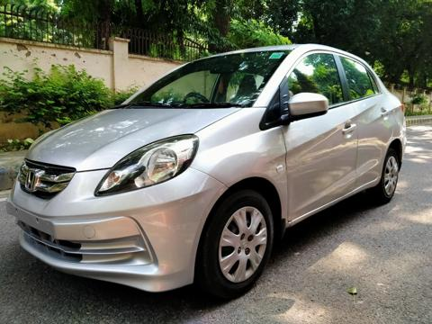 Honda Amaze S MT Diesel (2014) in Gurgaon