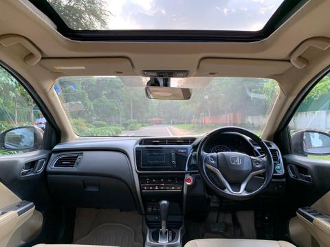 Honda City ZX CVT Petrol (2017) in New Delhi