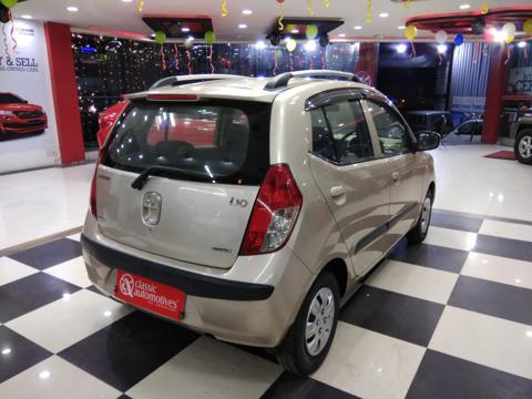Hyundai i10 Sportz 1.2 AT (2010) in Bangalore