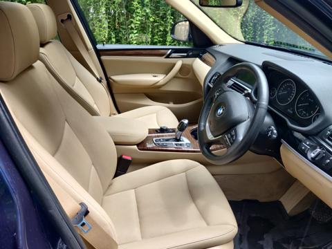 BMW X3 xdrive-20d xLine (2017) in Mumbai