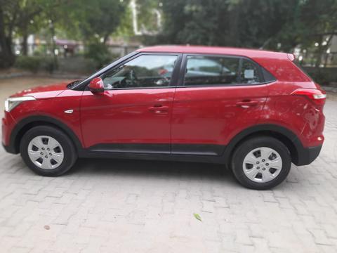 Hyundai Creta E+ 1.6 Petrol (2016) in New Delhi