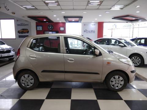 Hyundai i10 Magna 1.2 AT (2009) in Bangalore