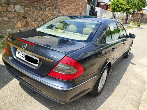 Mercedes Benz E Class 220 CDI AT (2009) in Ajmer
