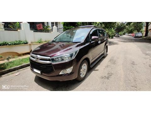 Toyota Innova Crysta 2.8 GX AT 8 Str (2018) in Bangalore