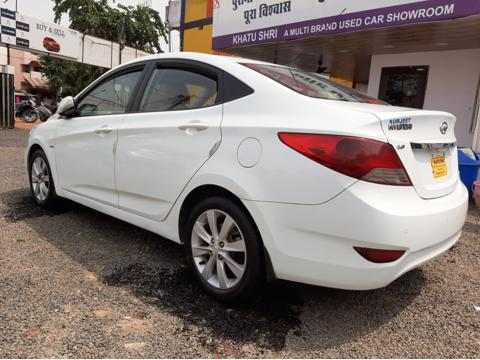 Hyundai Verna Fluidic 1.6 CRDI SX (2013) in Bhopal