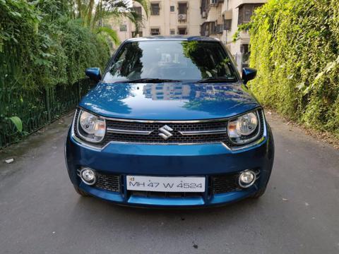 Maruti Suzuki Ignis Zeta 1.2 AT (2017) in Mumbai