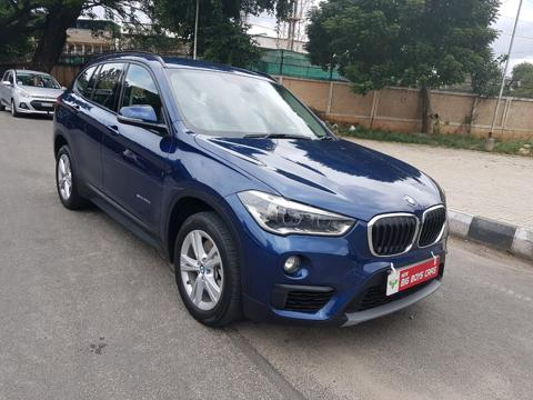 BMW X1 sDrive20d Expedition (2016) in Bangalore