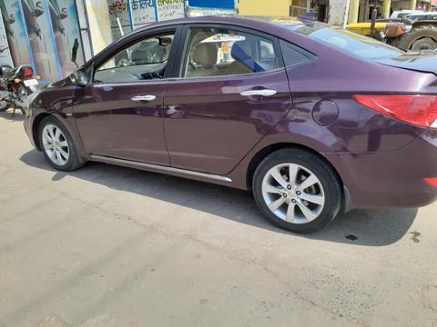 Hyundai Verna Fluidic 1.6 CRDI SX Opt AT (2012) in Bhopal