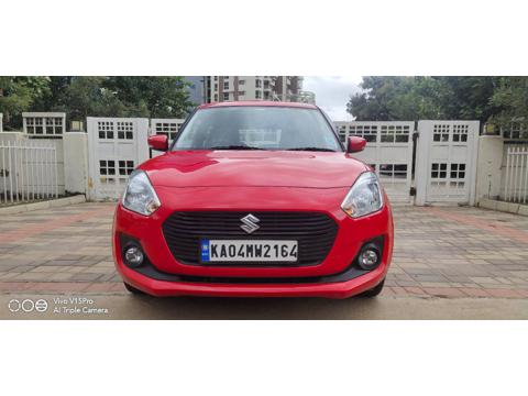 Maruti Suzuki Swift ZXi AMT (2019) in Bangalore