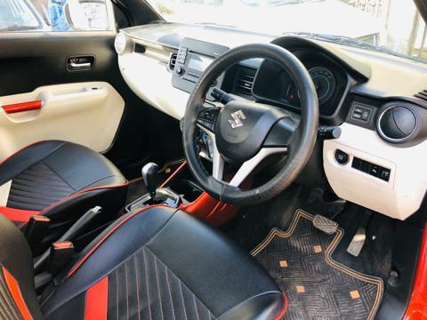 Maruti Suzuki Ignis Zeta 1.2 AT (2018) in Mumbai