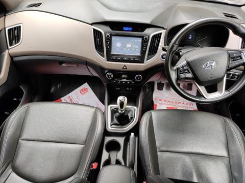 Hyundai Creta SX 1.6 CRDI VGT (2017) in Bangalore