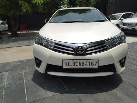 Toyota Corolla Altis 1.8G(CVT) (2015) in Ghaziabad