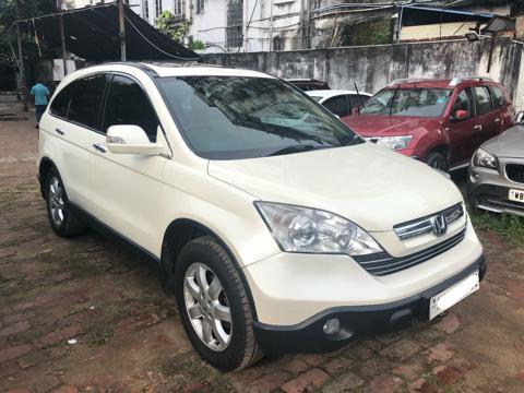 Honda CR V 2.4 MT (2008) in Kolkata