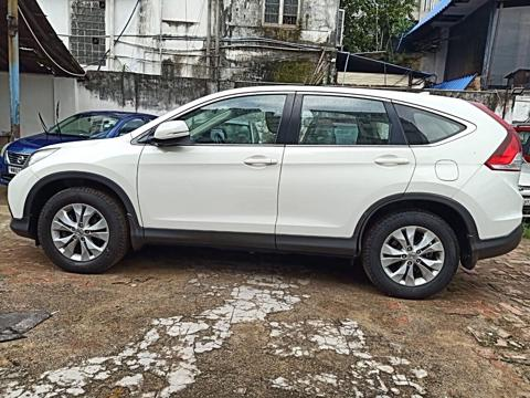 Honda CR V 2.4 AT AVN (2014) in Kolkata