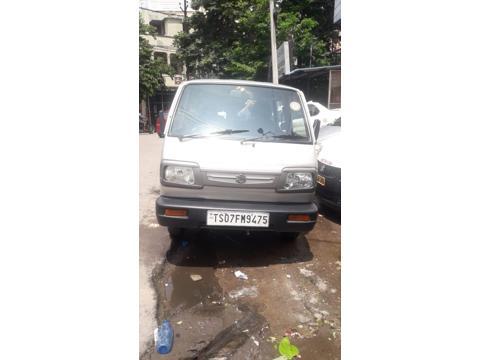 Maruti Suzuki Omni 8 STR BS IV (2016) in Hyderabad