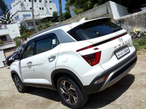 Hyundai Creta SX (O) 1.5 Diesel AT (2020) in Coimbatore