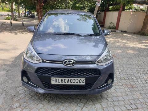 Hyundai Grand i10 Magna 1.2 VTVT Kappa Petrol (2017) in Gurgaon