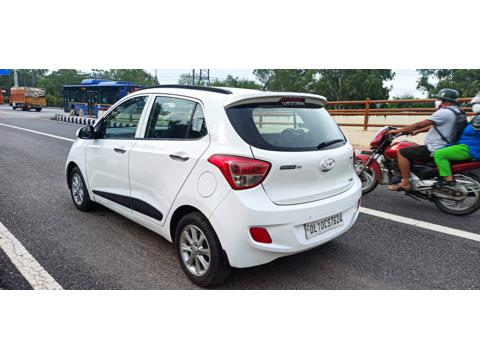 Hyundai Grand i10 Asta(O) 1.2 VTVT Kappa Petrol (2015) in Gurgaon