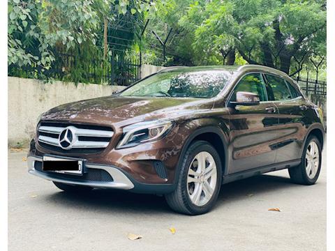 Mercedes Benz GLA Class GLA200 Sport (2017) in Faridabad