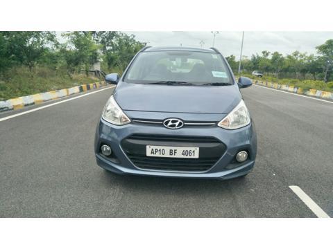 Hyundai Grand i10 Sportz 1.1 U2 CRDi Diesel (2013) in Hyderabad
