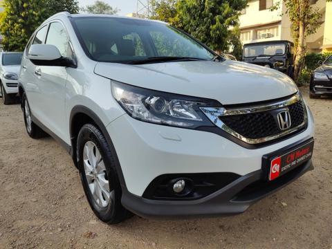 Honda CR V 2.4 AT (2015) in Ahmedabad
