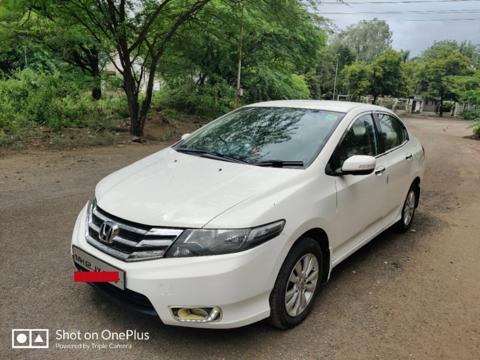 Honda City 1.5 V AT (2013) in Pune