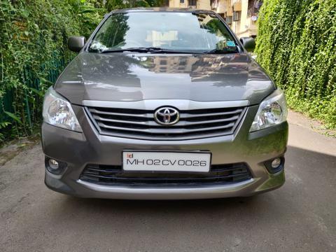 Toyota Innova 2.5 G4 7 STR (2012) in Mumbai