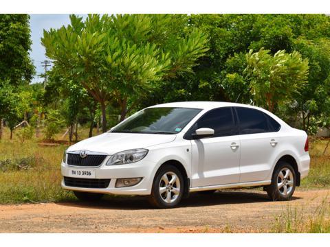 Skoda Rapid 1.5 TDI CR Elegance (2014) in Coimbatore